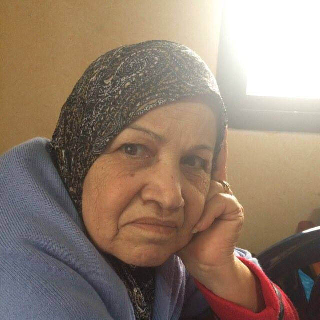 وفاة حسين سالم: وفاة الحاجة خديجة شحادة ارملة الشهيد علي حسين حيدر